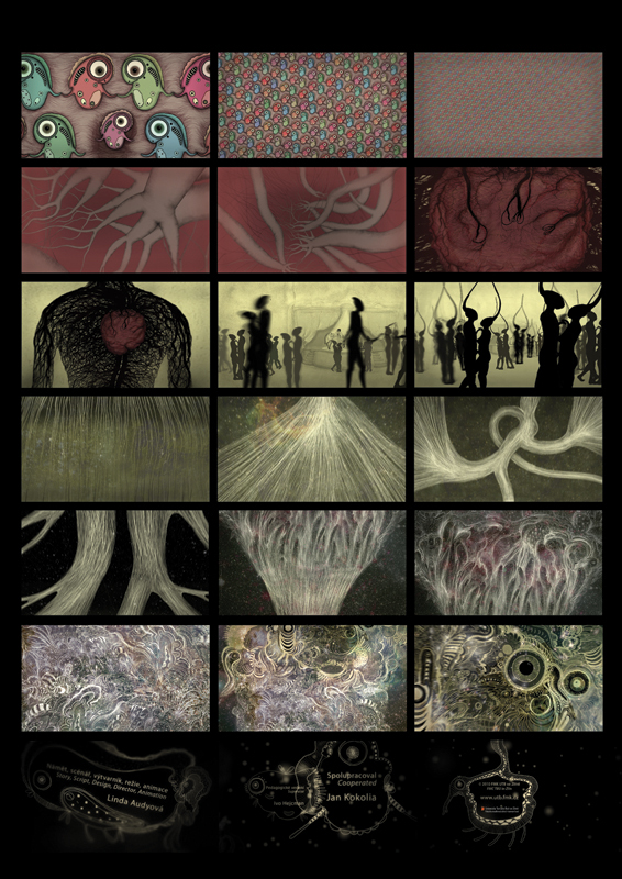 Last Minute, short animated, stills 2, 2010