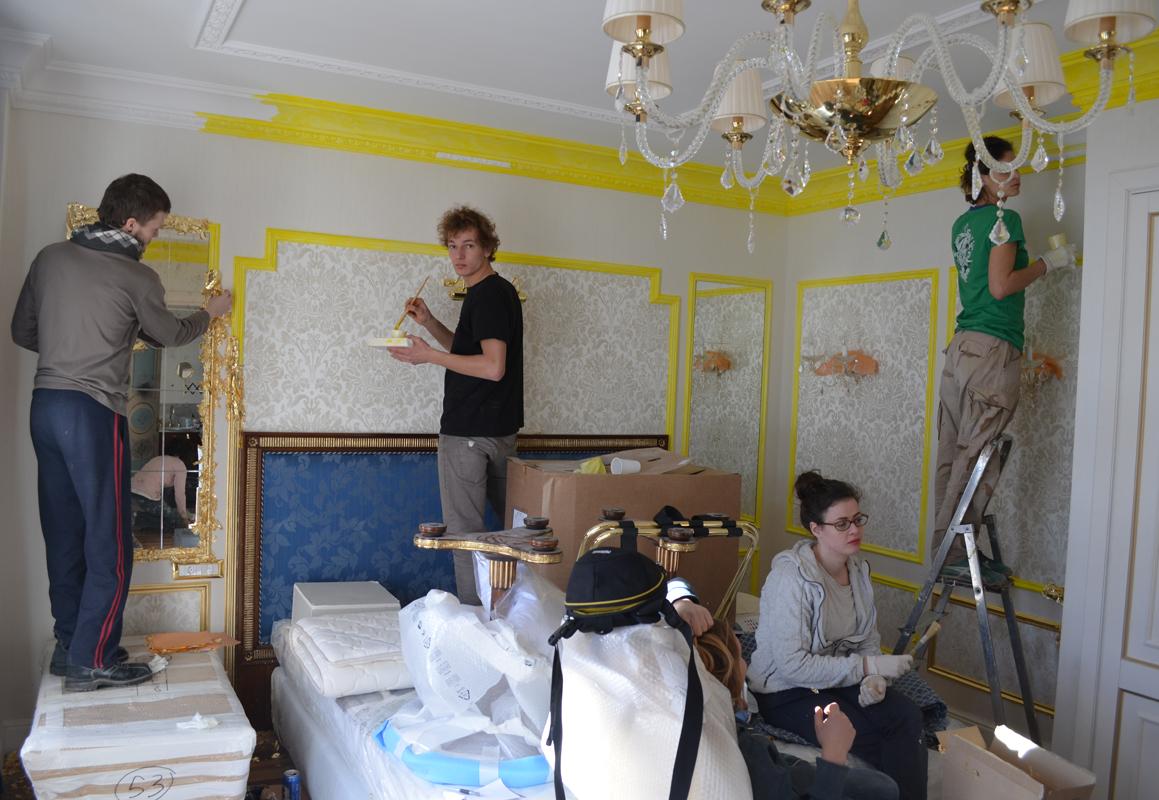 Rixos Fluela Davos Hotel_artists