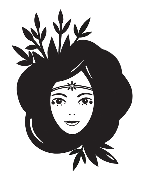 Astraia goddess purity face