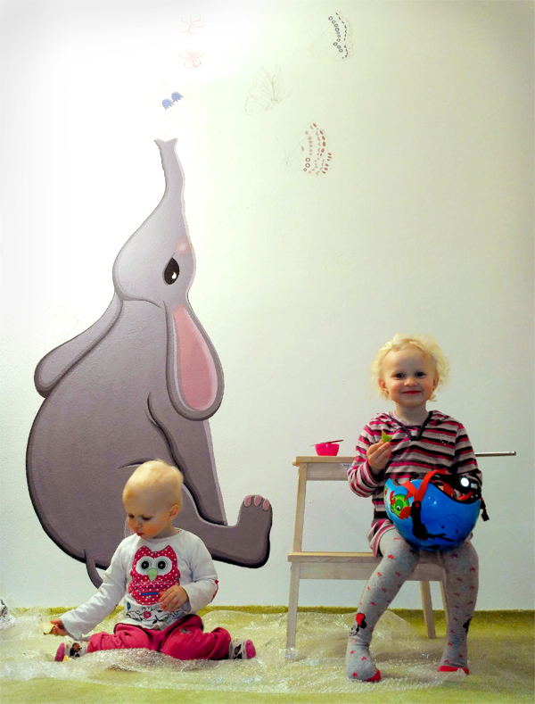 elephant for kids