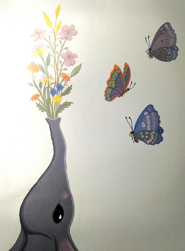 ellephant and butterfly jpg