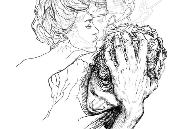 Poetry illustrations
