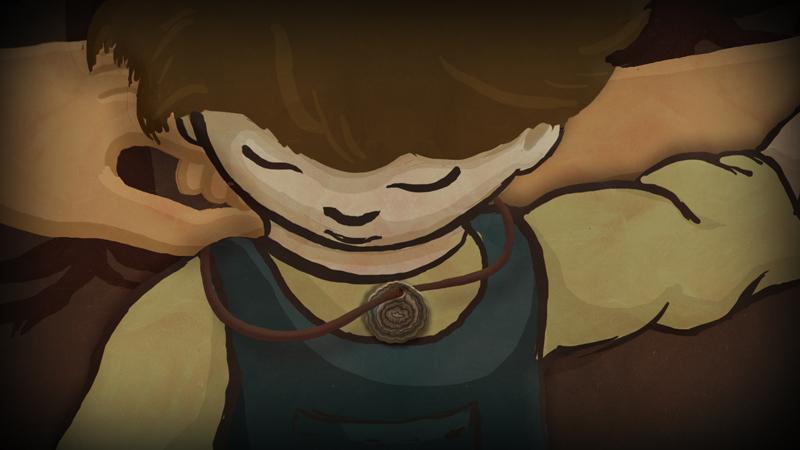 Prayer for the Earth, short animated movie 2014, still 4
