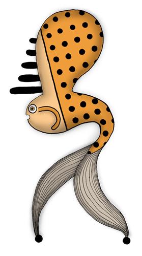 chodici ryba