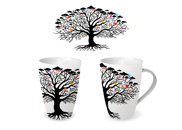 Cup Tree of life
