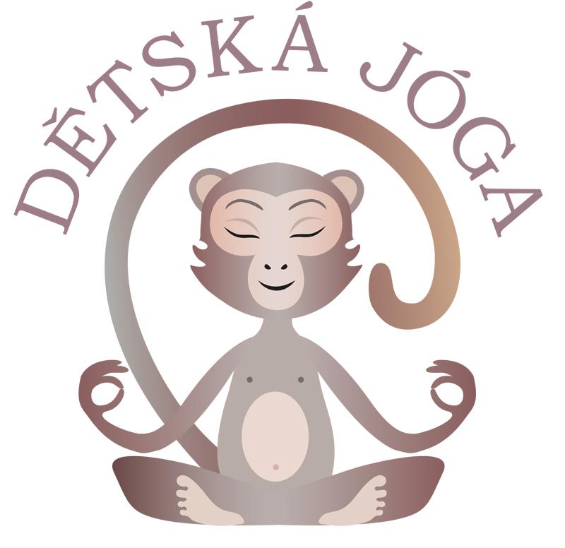 Opice_detska joga