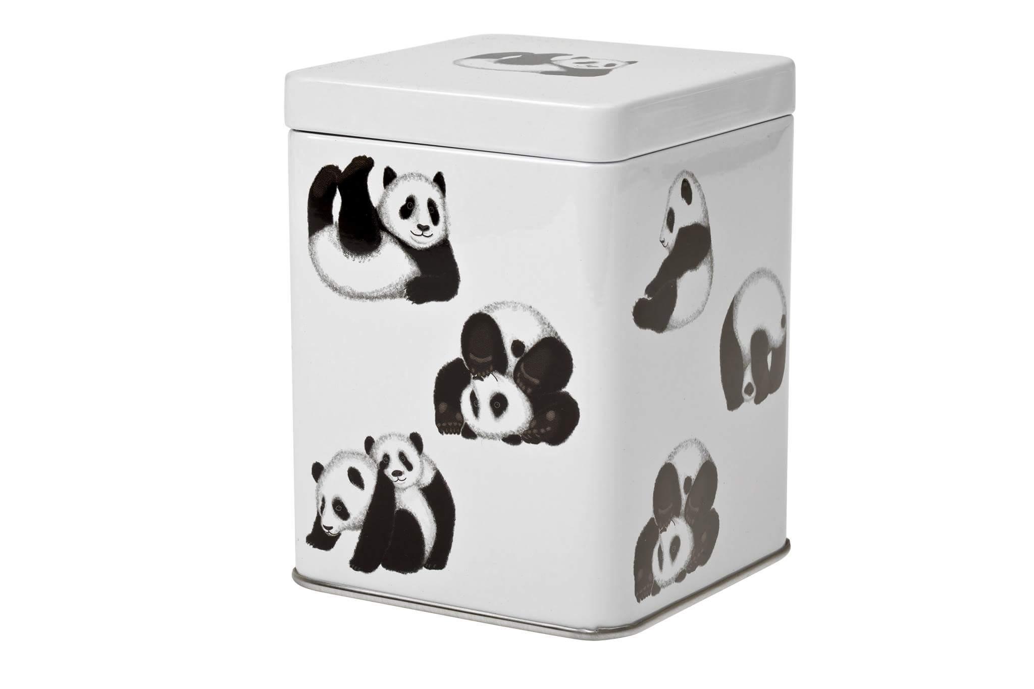 panda tea box oxalis
