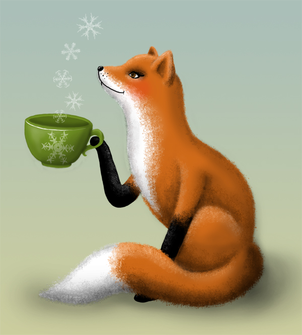 fox tea_green cup_web