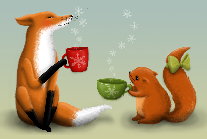 foxes love tea_web