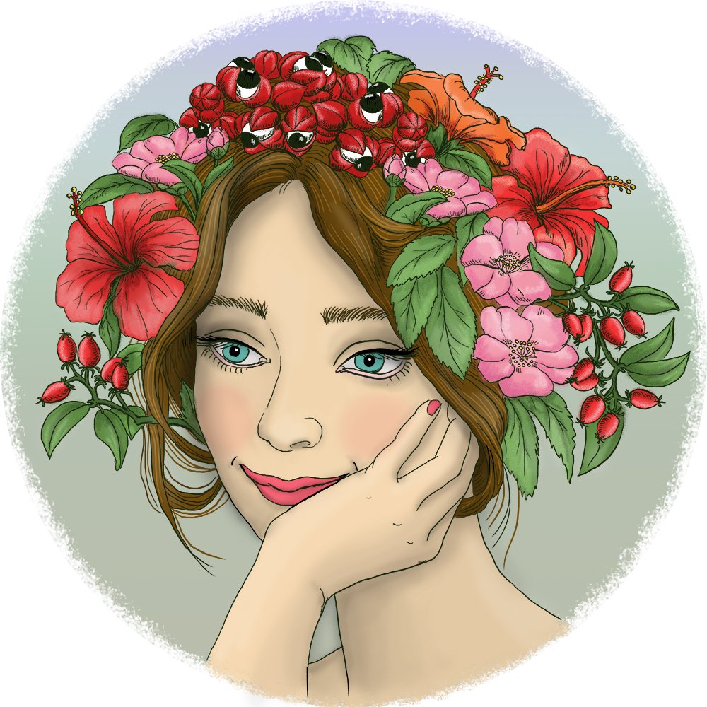hibiskus lady guarana