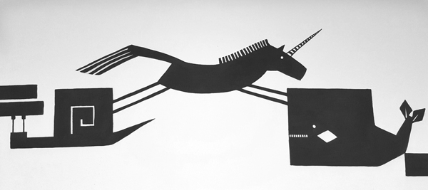 wallpainting_unicorn